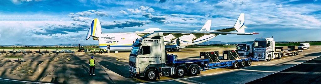 Cargo charters solutions by Skylark Aviation Expert   Photo by dbajurin